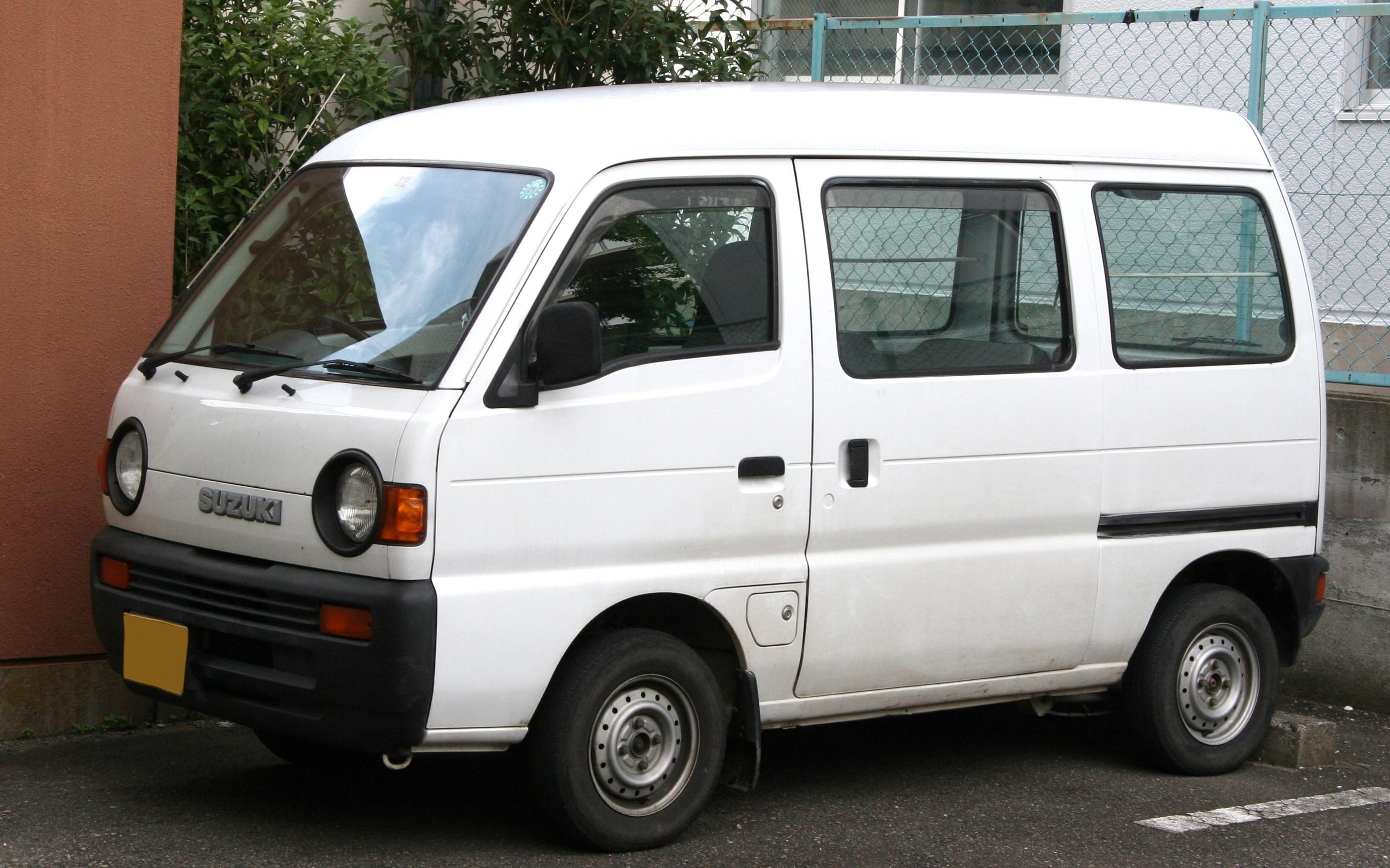 Suzuki Carry IX 1991 - 1998 Microvan #5