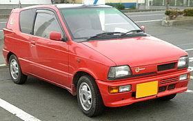 Suzuki Cervo III 1988 - 1990 Hatchback 3 door #6