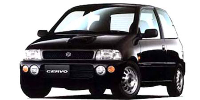 Suzuki Cervo III 1988 - 1990 Hatchback 3 door #1