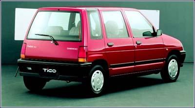 Suzuki Cervo III 1988 - 1990 Hatchback 3 door #2