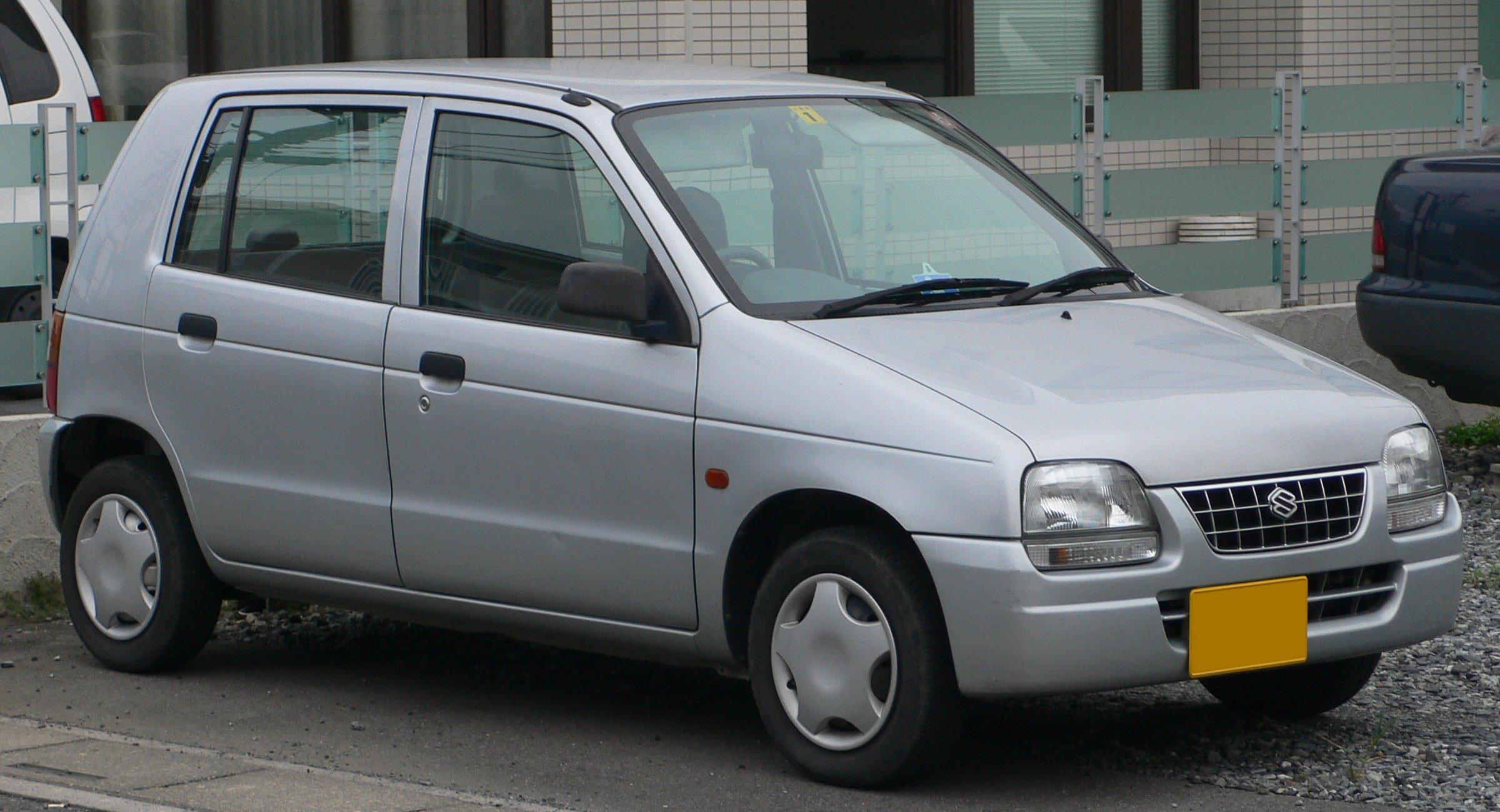 Suzuki Cervo IV Restyling 2 1997 - 1998 Hatchback 3 door #5