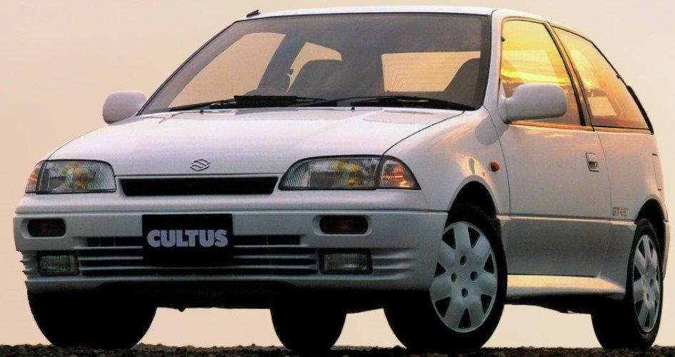 Suzuki Cultus I 1983 - 1988 Hatchback 3 door #3