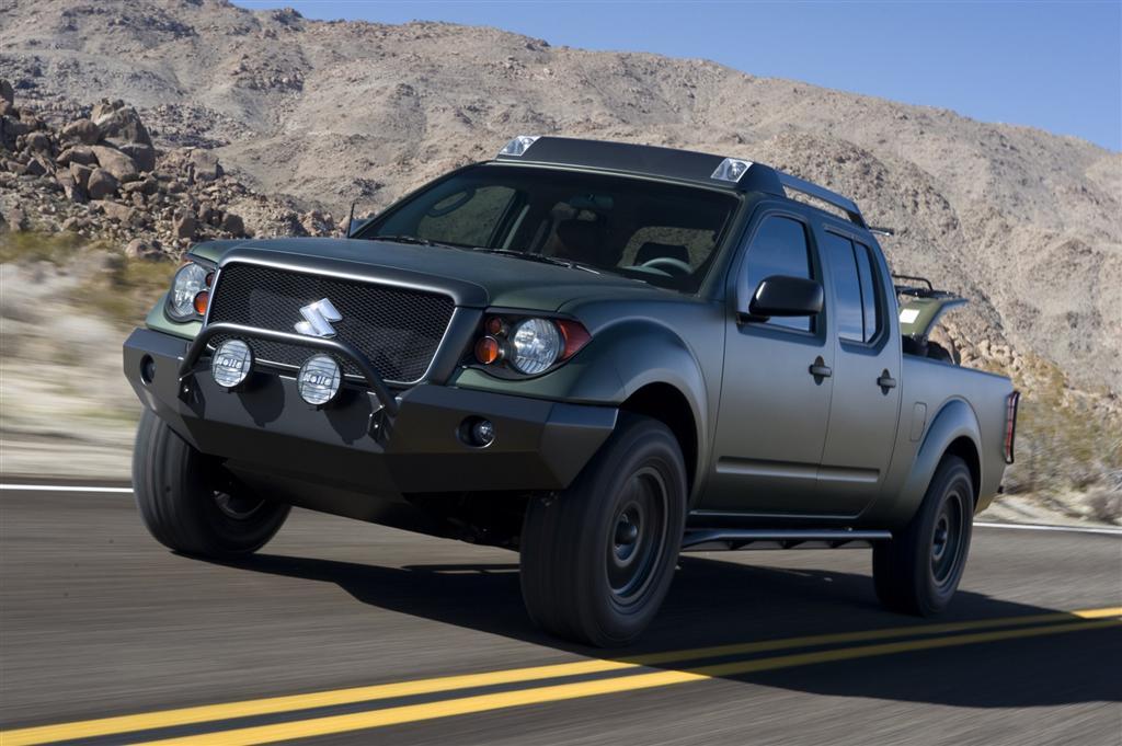 Suzuki Equator I 2008 - 2012 Pickup #2