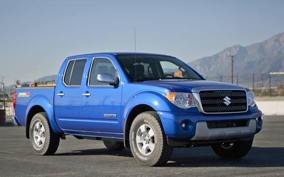 Suzuki Equator I 2008 - 2012 Pickup #7