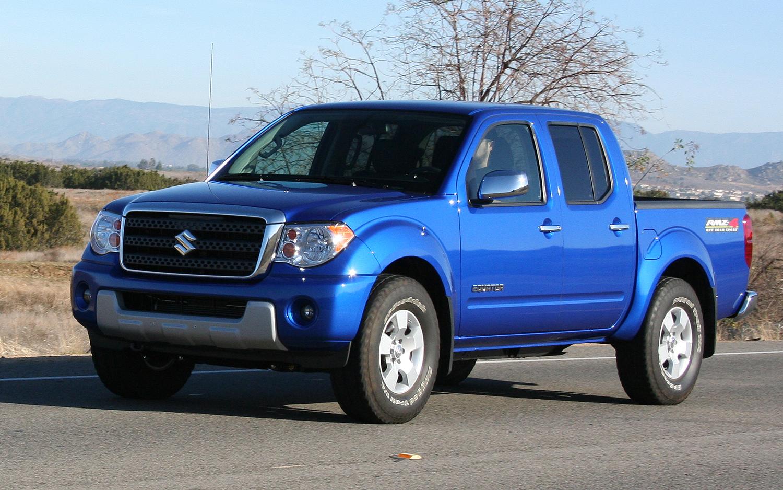 Suzuki Equator I 2008 - 2012 Pickup #5