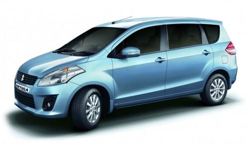 Suzuki Ertiga 2012 - now Compact MPV #2