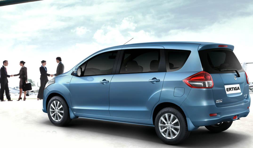 Suzuki Ertiga 2012 - now Compact MPV #7