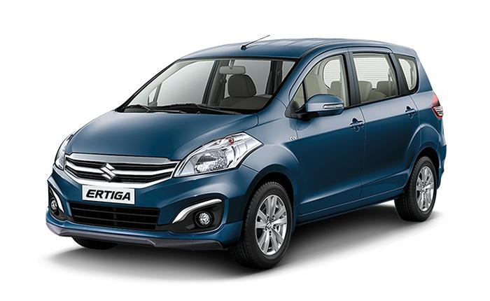 Suzuki Ertiga 2012 - now Compact MPV #8