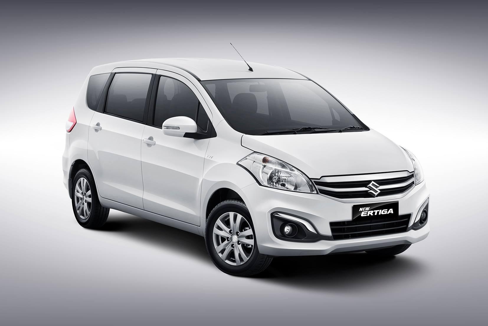 Suzuki Ertiga 2012 - now Compact MPV #3