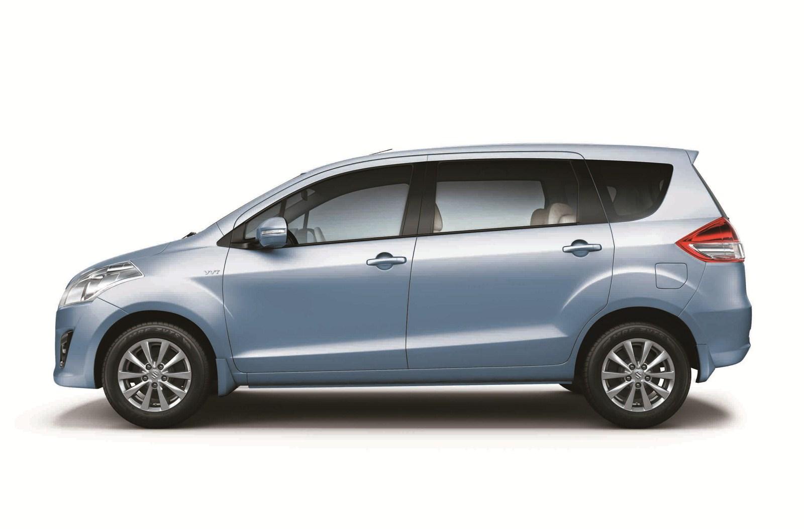 Suzuki Ertiga 2012 - now Compact MPV #5