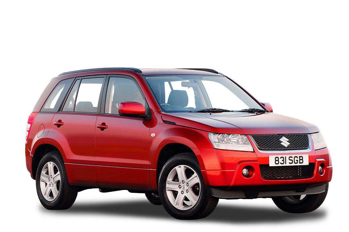 Suzuki Vitara II 2014 - now SUV 5 door #4