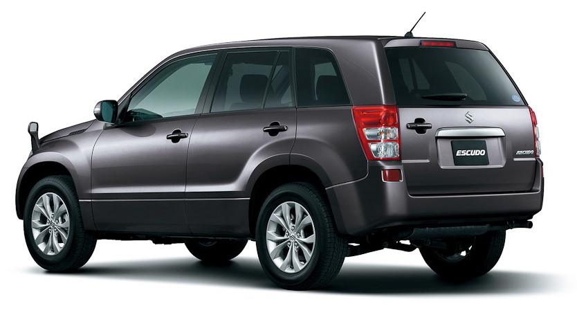 Suzuki Grand Vitara III Restyling 2 2012 - now SUV 5 door #2
