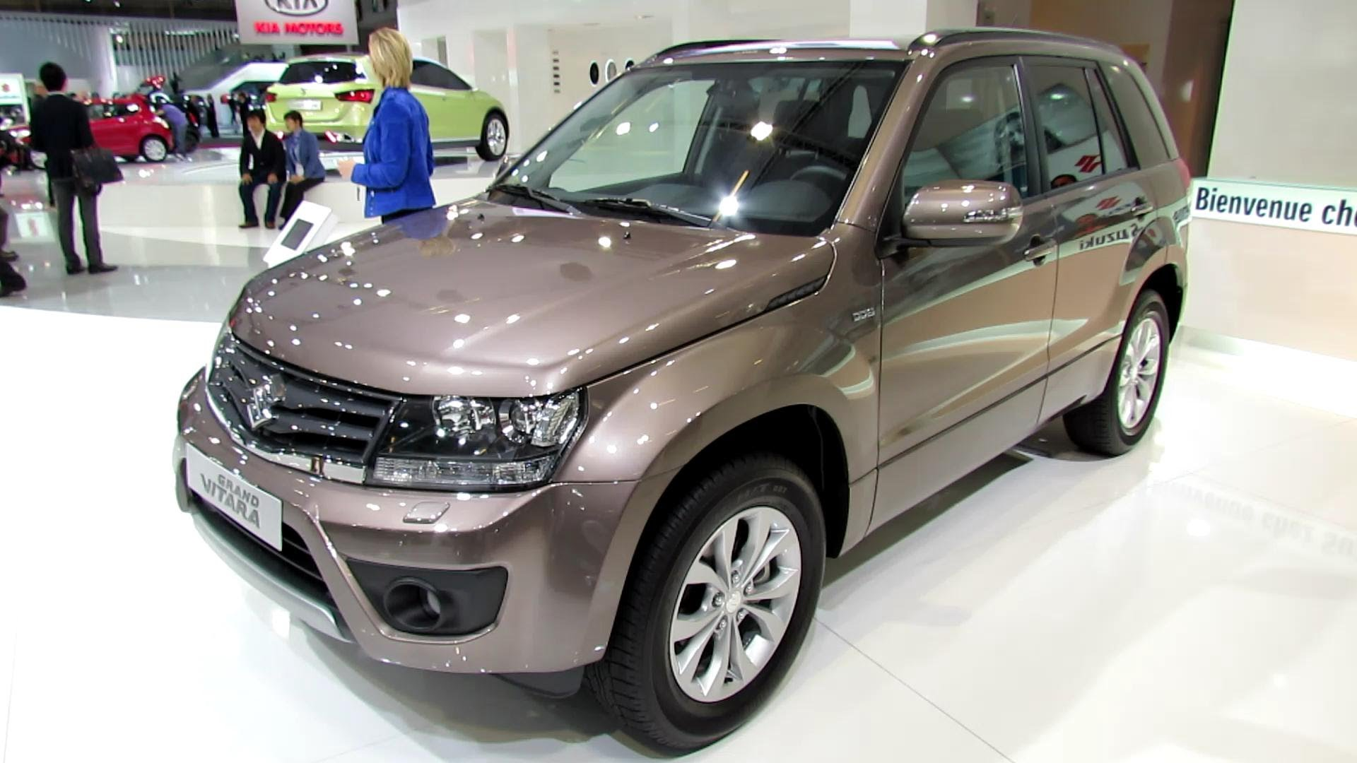 Suzuki Vitara II 2014 - now SUV 5 door #3