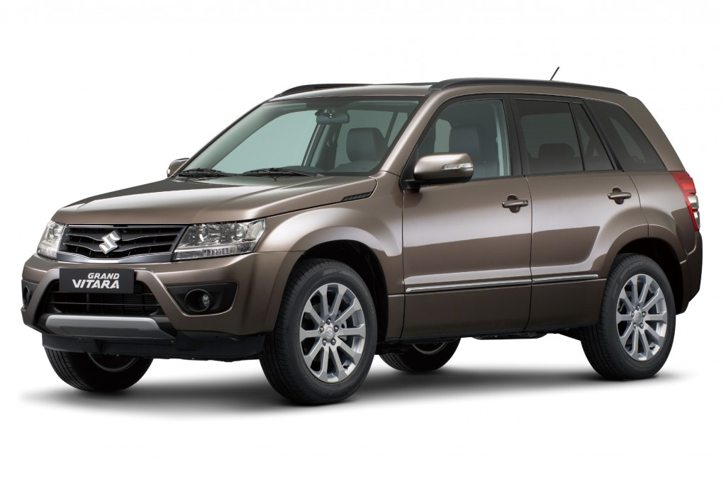 Suzuki Vitara II 2014 - now SUV 5 door #6