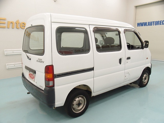 Suzuki Every 1999 - now Microvan #1