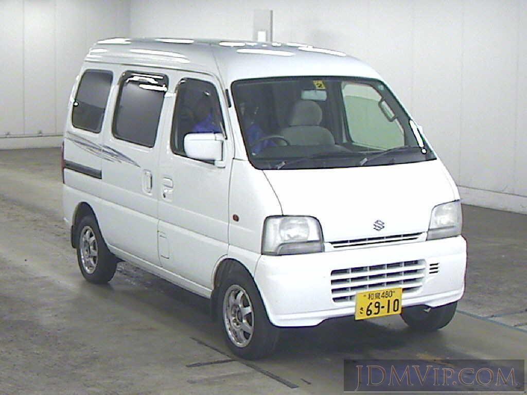 Suzuki Every 1999 - now Microvan #3