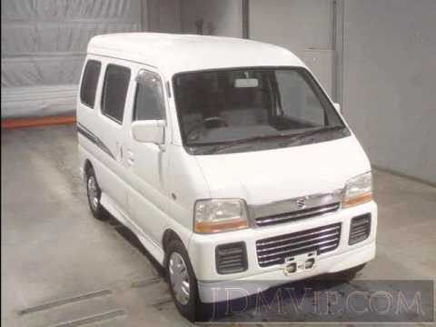 Suzuki Every 1999 - now Microvan #4