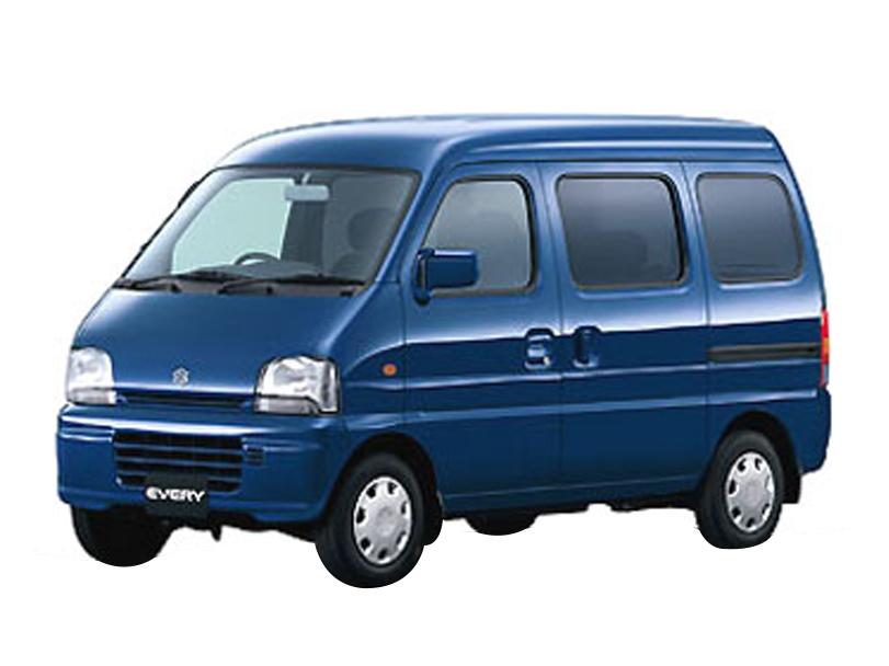 Suzuki Every 1999 - now Microvan #7