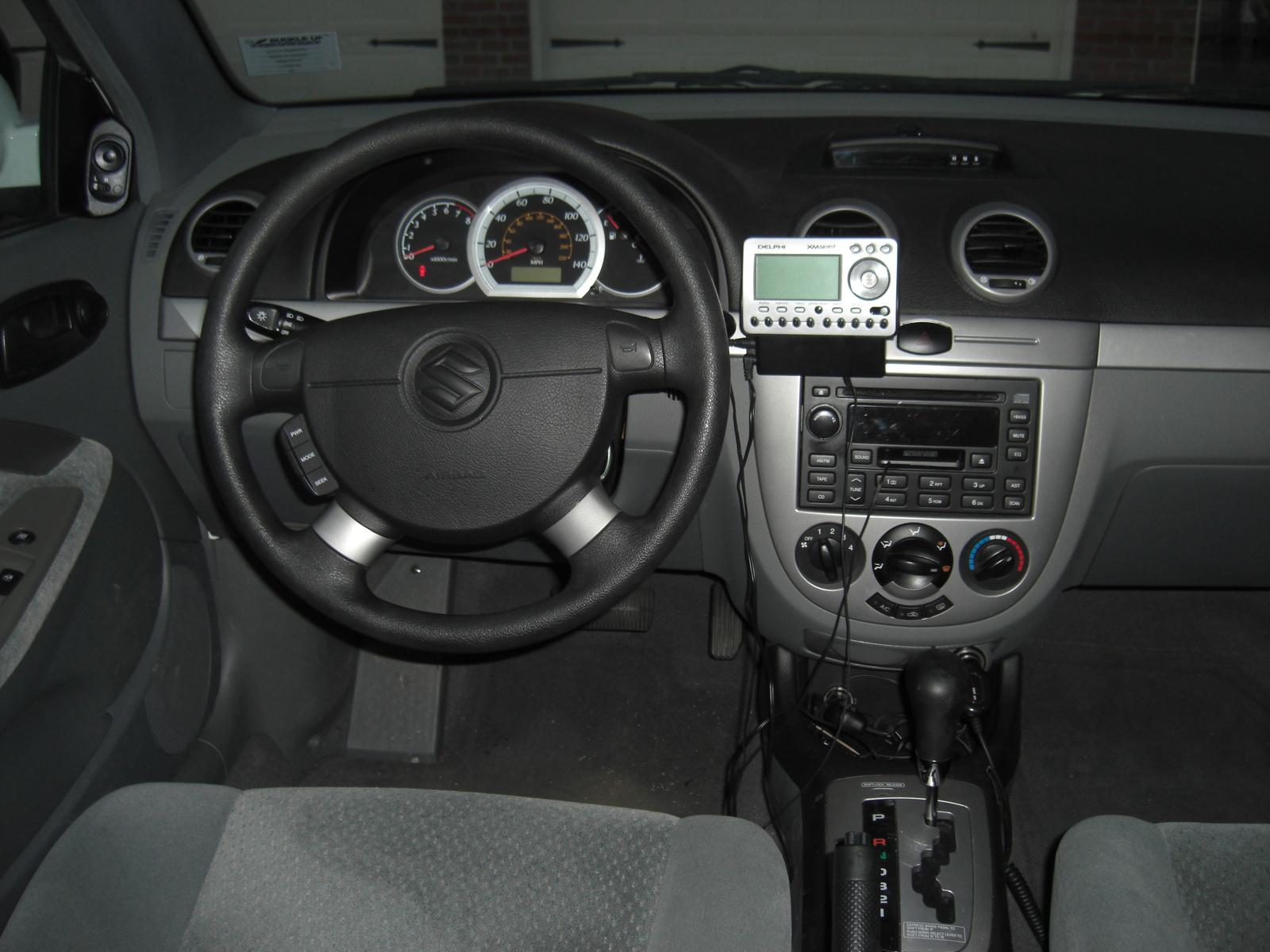 Suzuki Forenza 2003 - 2008 Station wagon 5 door #8