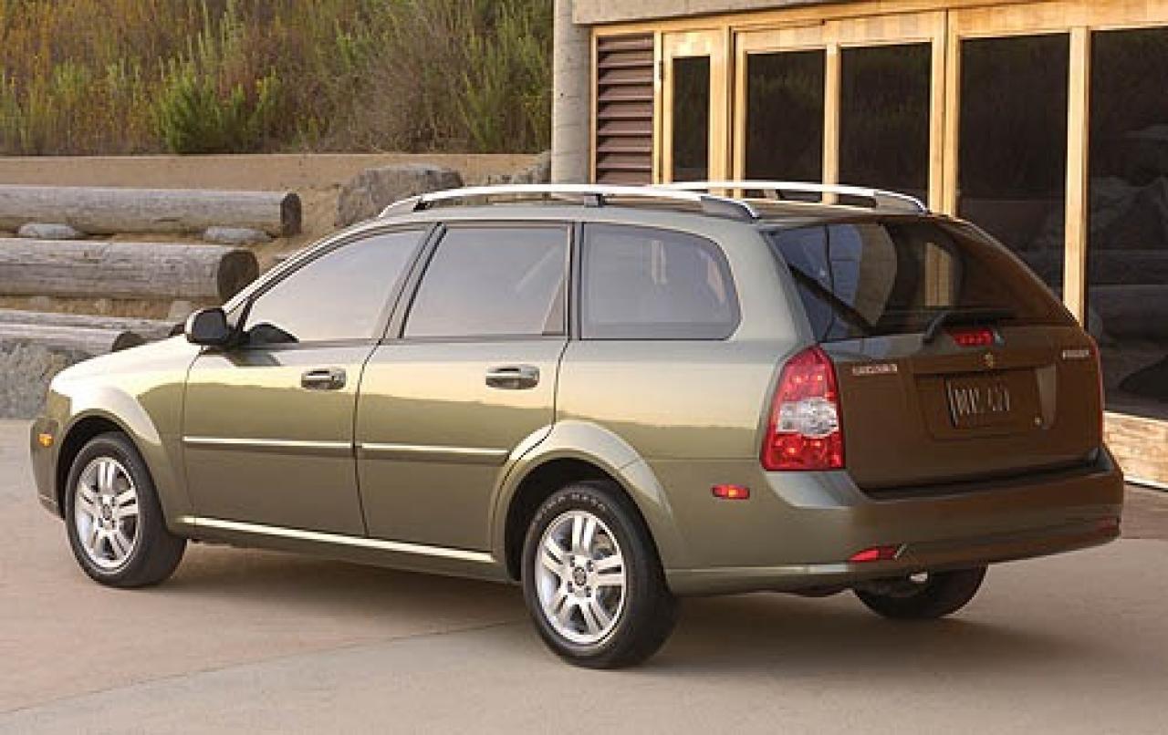Suzuki Forenza 2003 - 2008 Station wagon 5 door #1