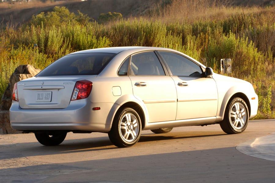 Suzuki Forenza 2003 - 2008 Station wagon 5 door #2