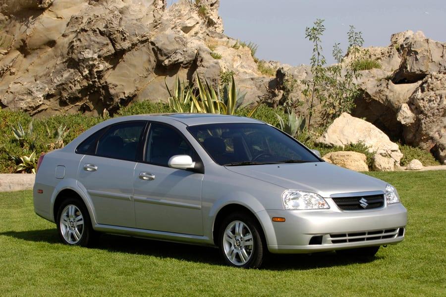 Suzuki Forenza 2003 - 2008 Station wagon 5 door #7