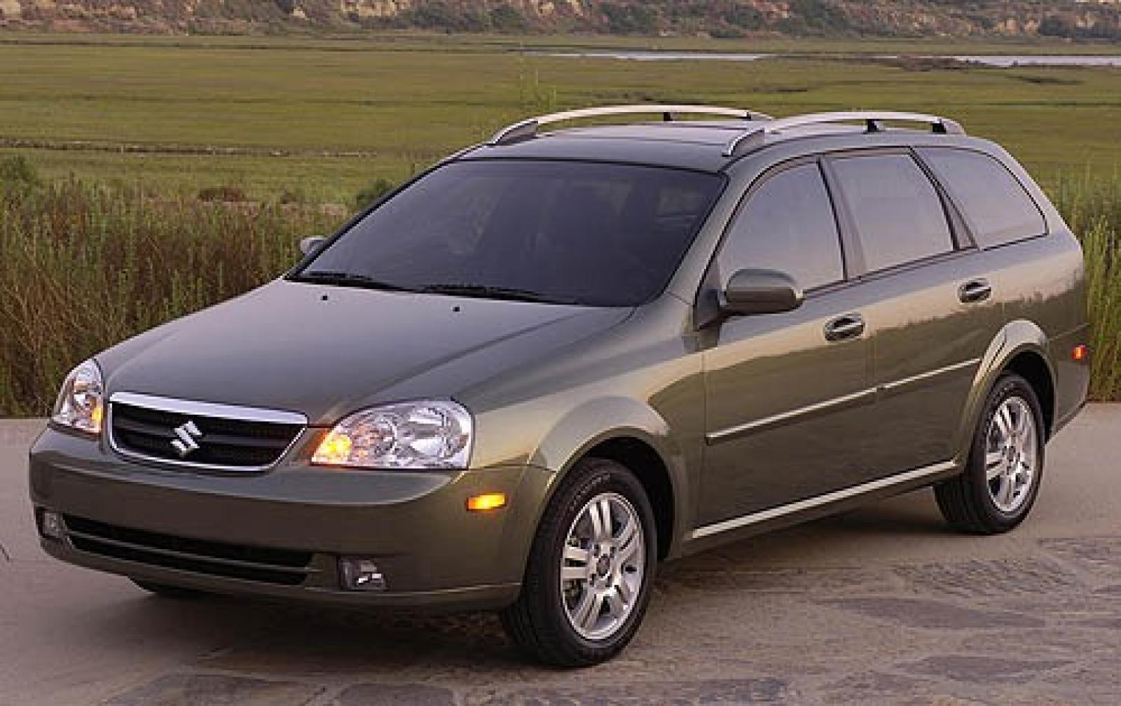 Suzuki Forenza 2003 - 2008 Station wagon 5 door #5