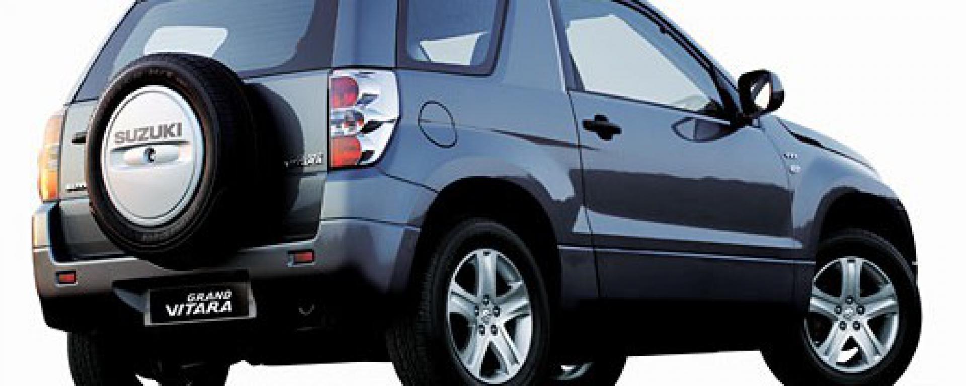 Suzuki Grand Vitara II Restyling 2000 - 2006 SUV #1