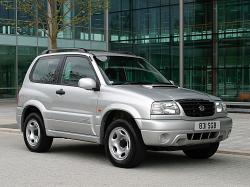 Suzuki Grand Vitara II Restyling 2000 - 2006 SUV #5