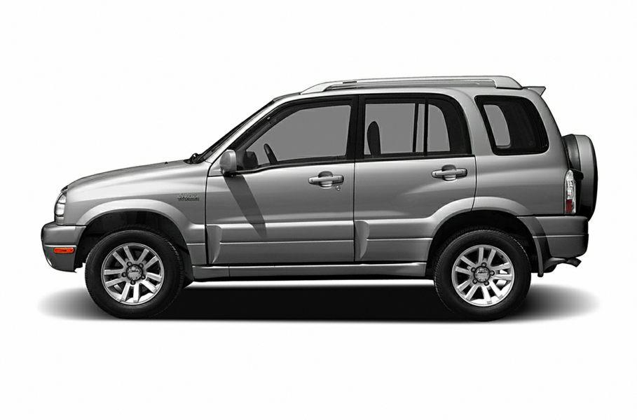 Suzuki Grand Vitara II Restyling 2000 - 2006 SUV #7
