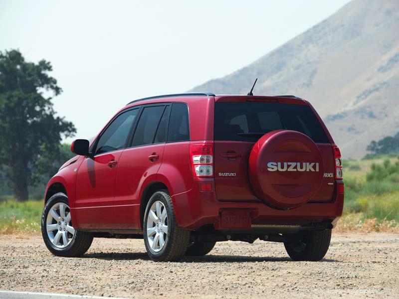 Suzuki Grand Vitara III Restyling 2 2012 - now SUV 5 door #1