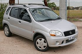 Suzuki Ignis I (HT) 2000 - 2006 Hatchback 3 door #8