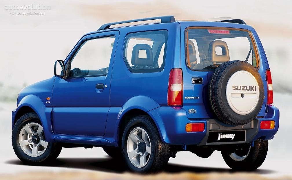 Suzuki Jimny III 1998 - 2005 SUV 3 door #1
