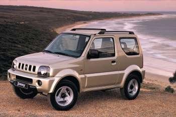 Suzuki Jimny III 1998 - 2005 SUV 3 door #2