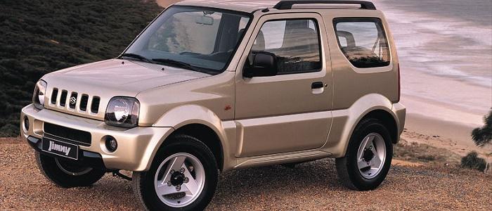 Suzuki Jimny III 1998 - 2005 SUV #3