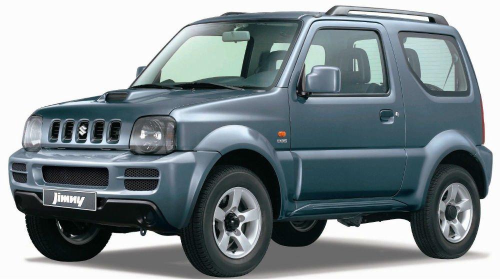 Suzuki Jimny III Restyling 1 2005 - 2012 SUV 3 door #5