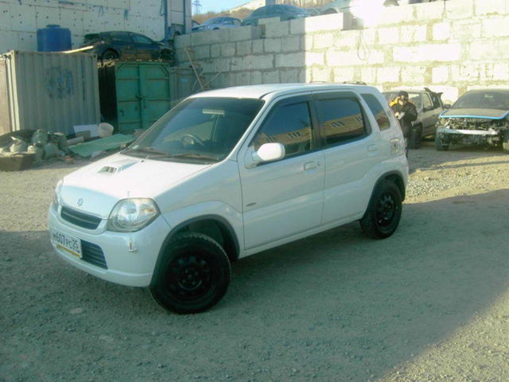 Suzuki Kei 1998 - 2009 Hatchback 5 door #2