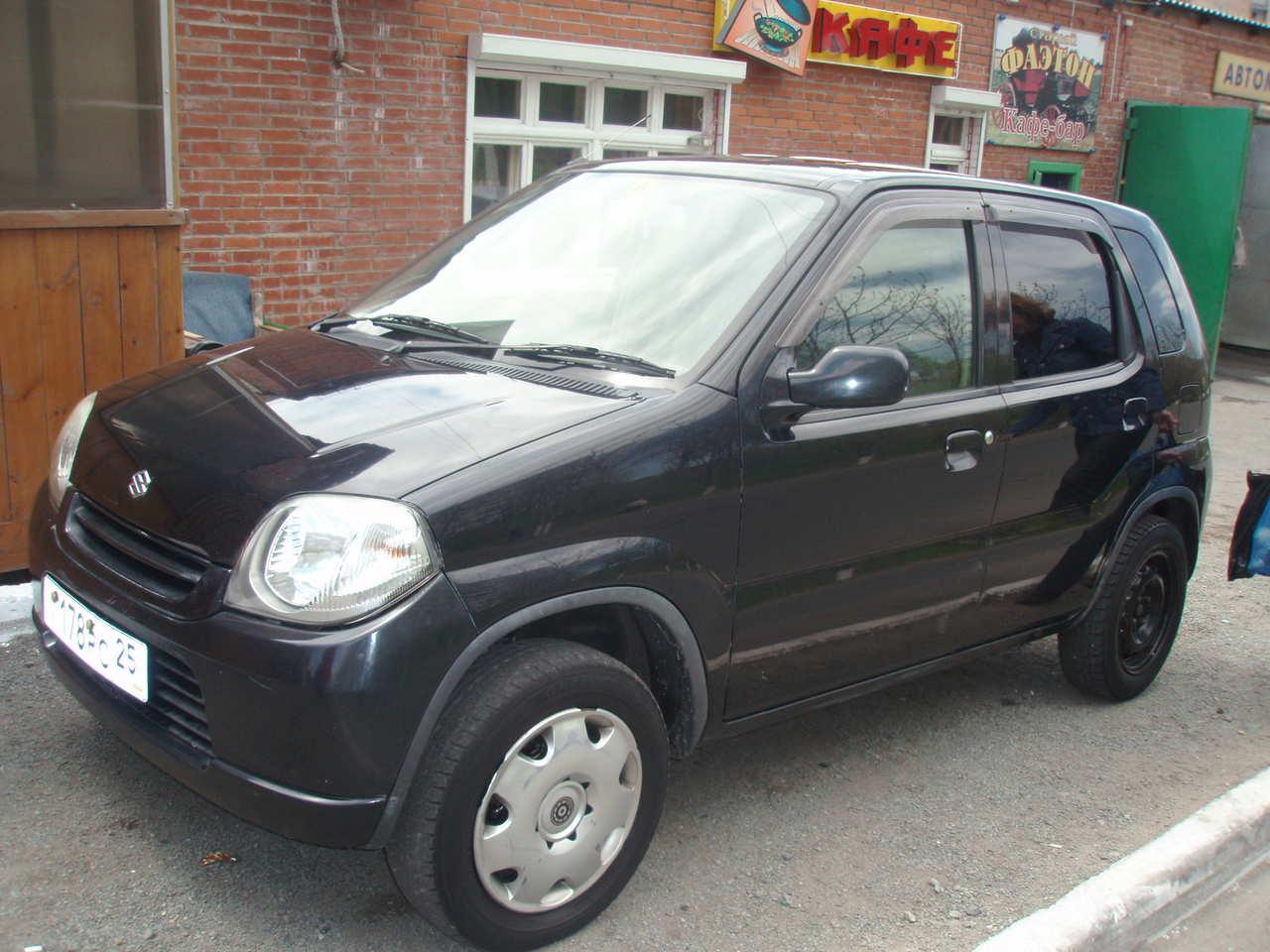 Suzuki Kei 1998 - 2009 Hatchback 5 door #4