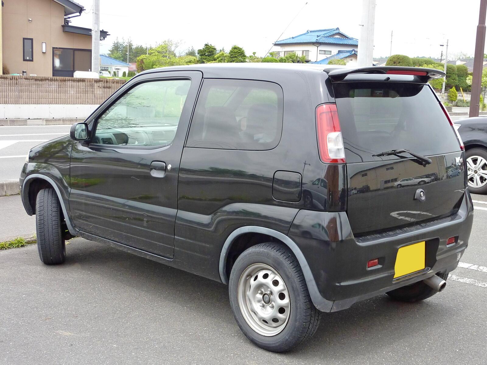 Suzuki Kei 1998 - 2009 Hatchback 5 door #3