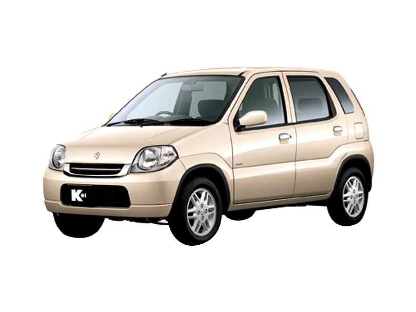 Suzuki Kei 1998 - 2009 Hatchback 5 door #5
