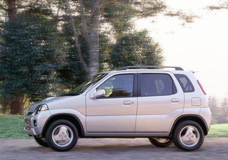 Suzuki Kei 1998 - 2009 Hatchback 5 door #6
