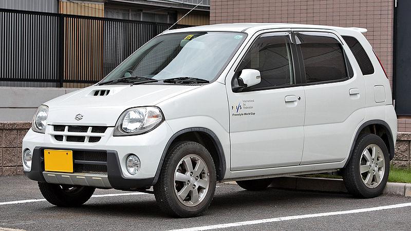 Suzuki Kei 1998 - 2009 Hatchback 5 door #7