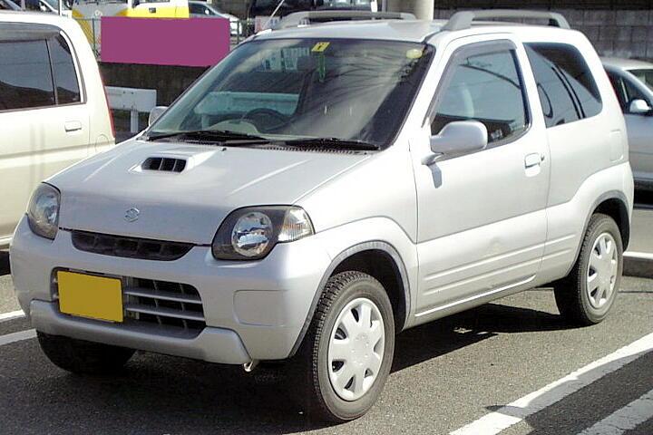 Suzuki Kei 1998 - 2009 Hatchback 5 door #8