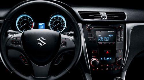 Suzuki Kizashi 2009 - 2014 Sedan #8