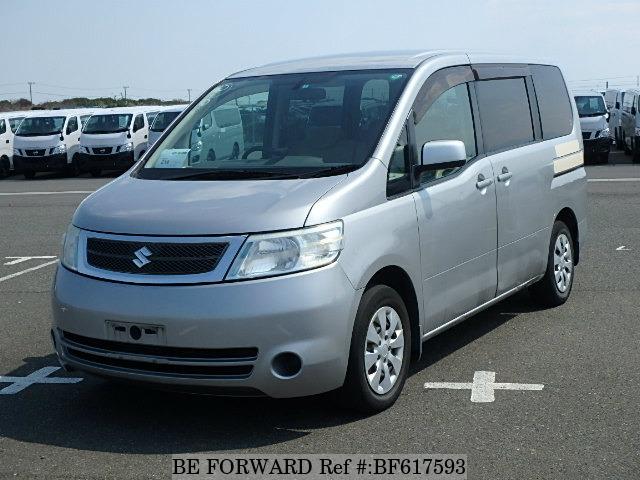 Suzuki Landy I 2007 - 2010 Minivan #1