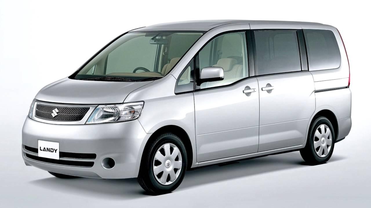 Suzuki Landy I 2007 - 2010 Minivan #4