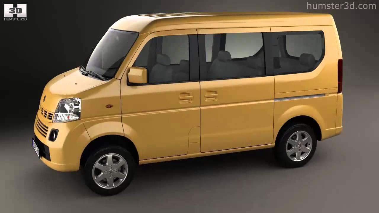 Suzuki Landy I 2007 - 2010 Minivan #6