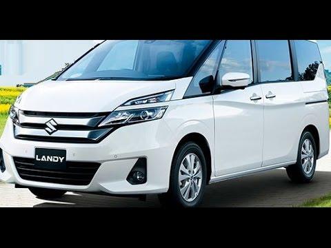Suzuki Landy III 2016 - now Minivan #7