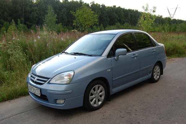 Suzuki Liana I Restyling 2004 - 2008 Station wagon 5 door #3