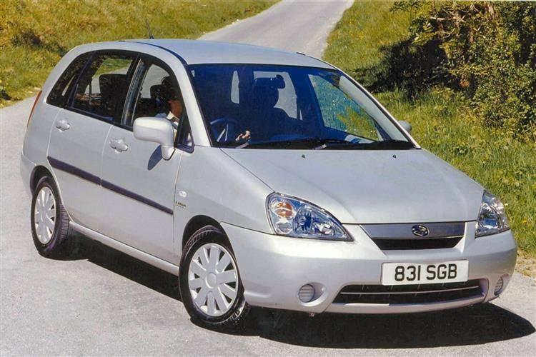 Suzuki Liana I Restyling 2004 - 2008 Station wagon 5 door #1